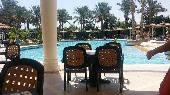 Panorama Bungalows Aqua Park Hurghada: Pool