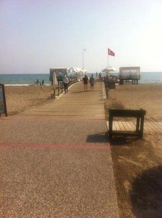 Voyage Belek Golf & Spa : 16+ pier