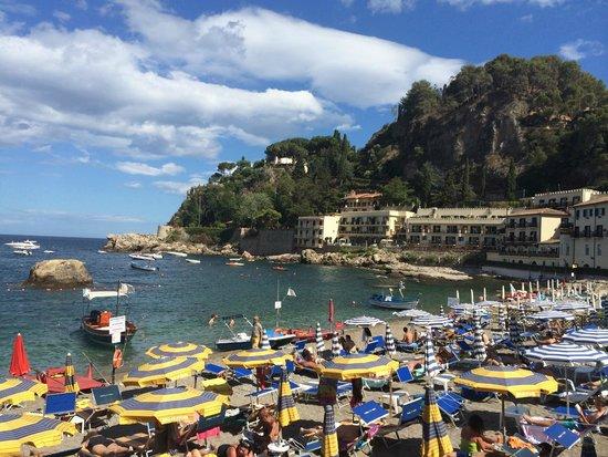 Lido La Pigna : Taormina