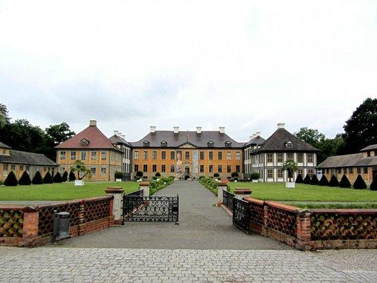 Dessau, Alemania: Дворец и парк Ораниенбаум