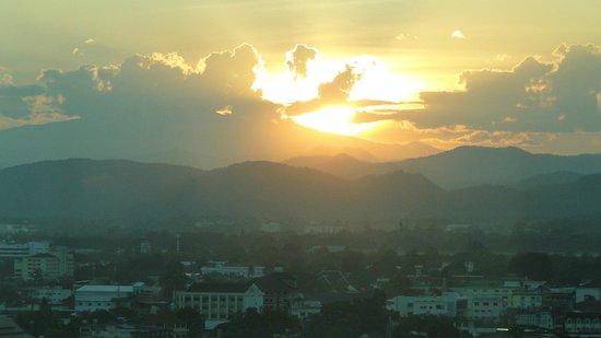 Le Meridien Chiang Mai : Vistas desde habitación