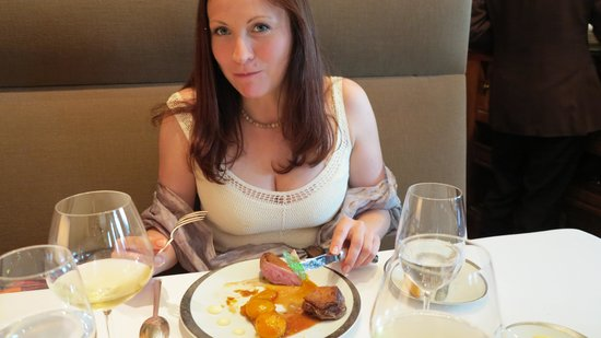 Le Taillevent : Lunch