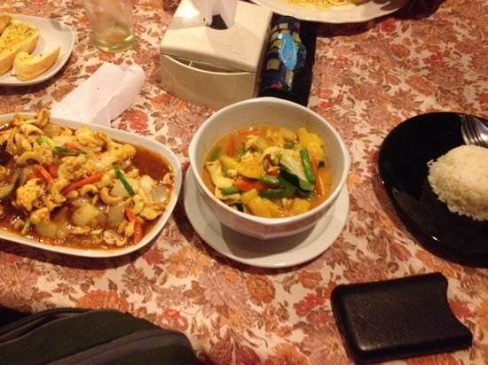 Thors Palace: Dinner at Thors