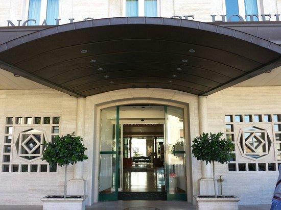 Sangallo Palace Hotel: Entrata dell'hotel