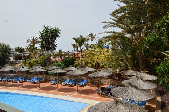 SBH Club Paraiso Playa: hotel zona piscine