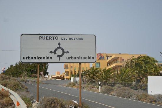 SBH Club Paraiso Playa: esterno hotel