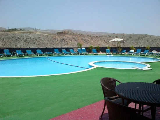 Swimming Pool Picture Of Golden Tulip Khatt Springs Resort Spa Ras Al Khaimah Tripadvisor