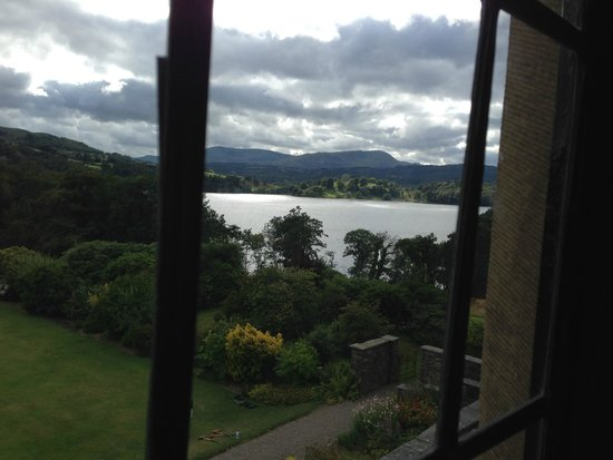 Cragwood Country House Hotel: View from Room 3