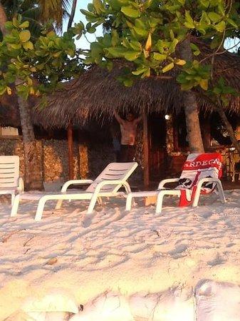 VOI Dhiggiri Resort: beach bungalow...n.43