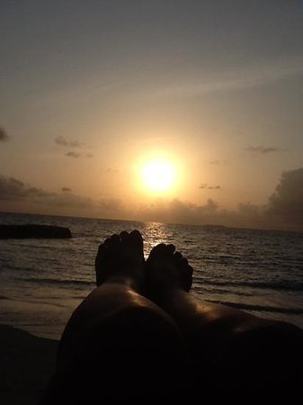 VOI Dhiggiri Resort: relax al tramonto...