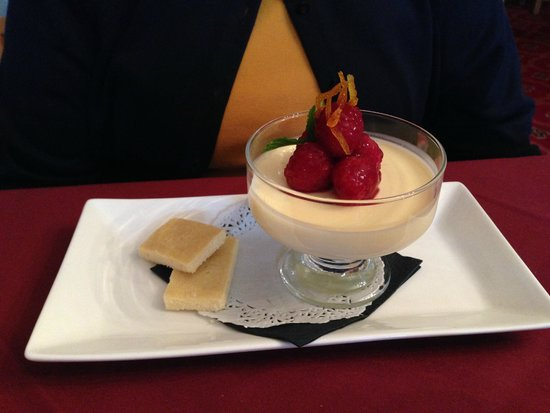 Cragwood Country House Hotel: Fabulous Dessert