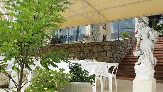 Restaurant Le Raphael
