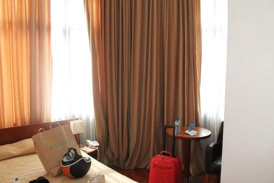 HLG CityPark Pelayo Hotel : angolo