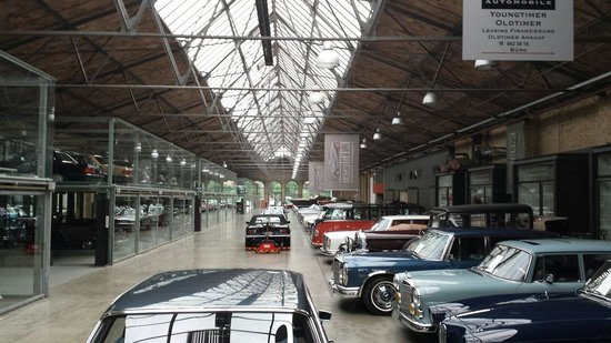 Classic Remise Berlin: Remise