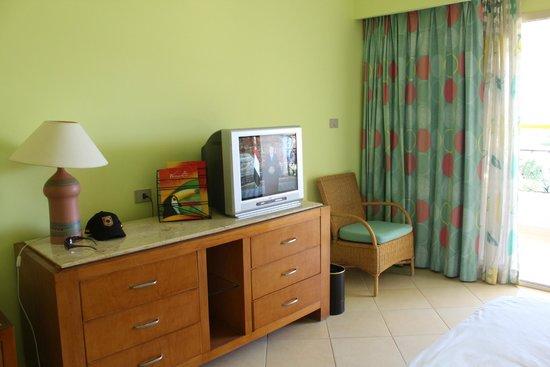 Nuweiba Coral Resort: Наш номер