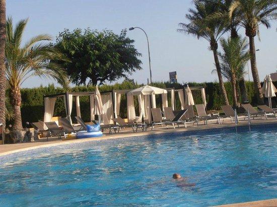 Protur Sa Coma Playa Hotel & Spa: Piscina... relax