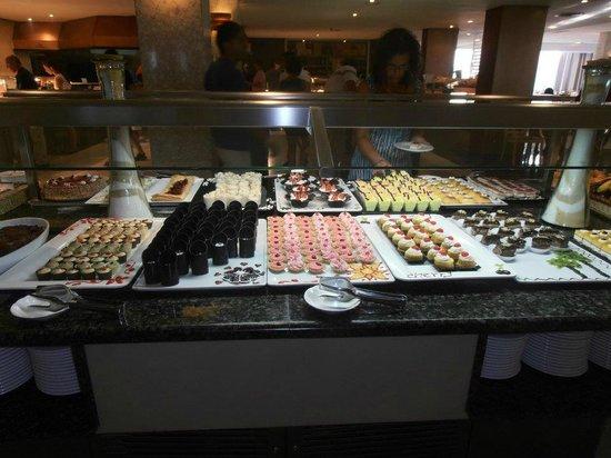 Protur Sa Coma Playa Hotel & Spa: Deliciosas postres