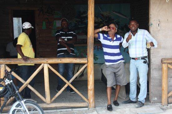 Be Live Collection Punta Cana : vendedores de excursines