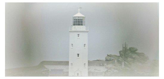 Godrevy Head : The lighthouse