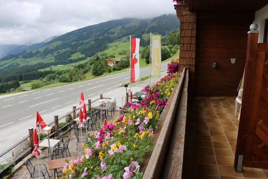 Gasthof Hohe Bruecke: Aussicht