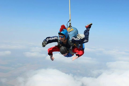 North London Skydiving Centre