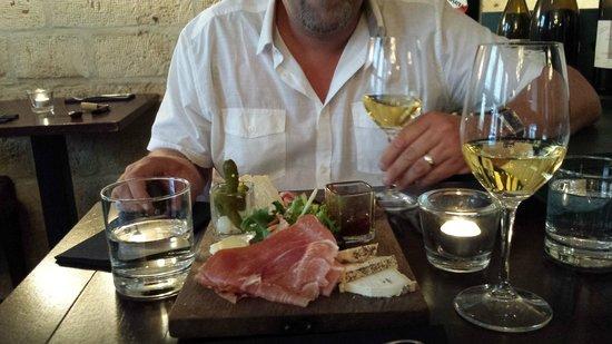 O Chateau - Wine Tasting: Supermysig miljö