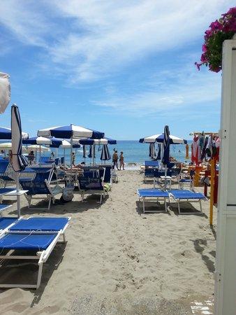 Hotel San Giorgio : La spiaggia