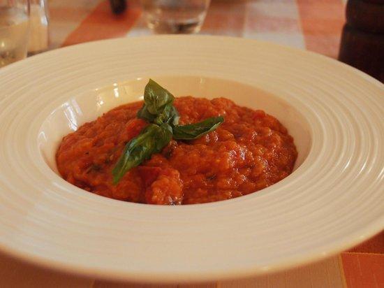 Trattoria Fiorella : トマトパン粥