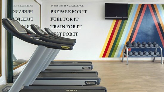 Sheraton Lagos Hotel: Fitness Center
