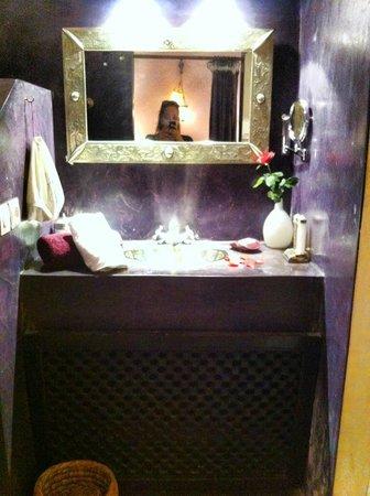 Riad Jona : Musc Room Bathroom