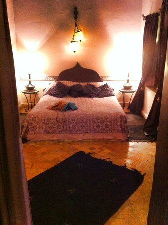 Riad Jona : Musc Room