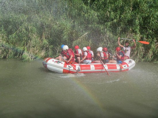 MurciAventuras: River Rafting on the Segura river