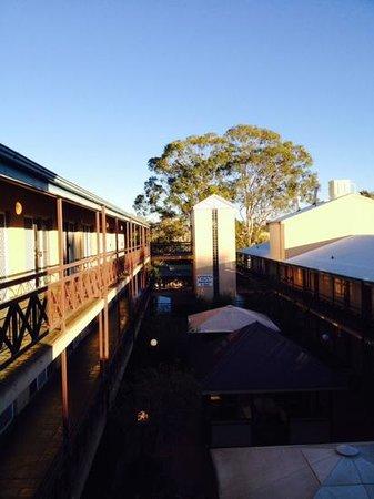 Aurora Alice Springs: Aurora Hotel