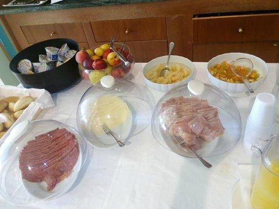 Hotel Cirillo: colazione con salato