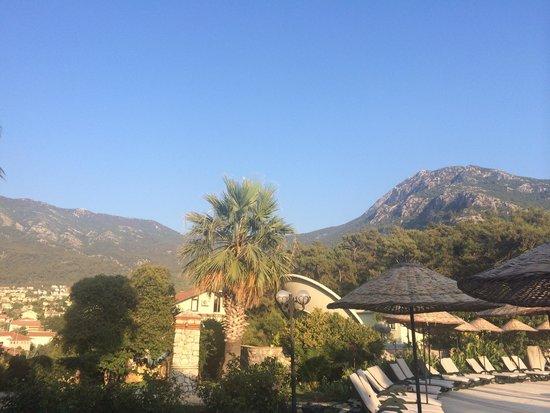 Telmessos Hotel: Views