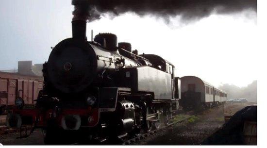 La Vapeur du Trieux: The steam locomotive for the journey