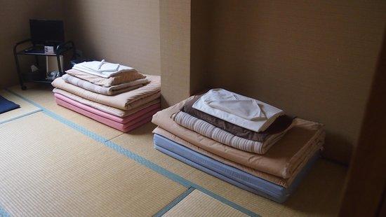 Kyoto Hana Hostel: Hana hostel room