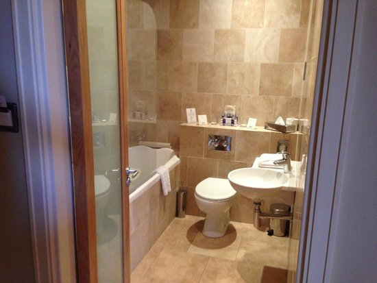 PREMIER SUITES PLUS Dublin Leeson Street: Gorgeous Bathroom With Great Shower