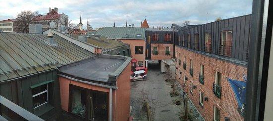 Hotel Bern : view