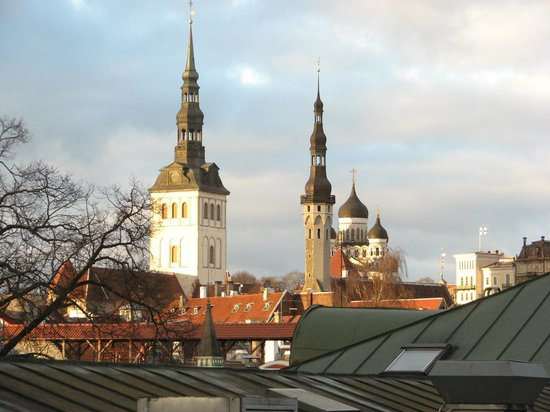 Hotel Bern: view