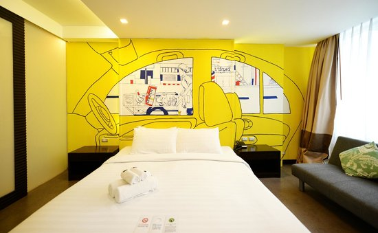 "Vacio Suite: Standard Room - ""Street Vendors"""