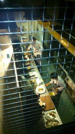 San Lorenzo's: #BrunchOfChampions Cheifs at work