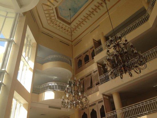 Iberostar Averroes: Hall de Entrada