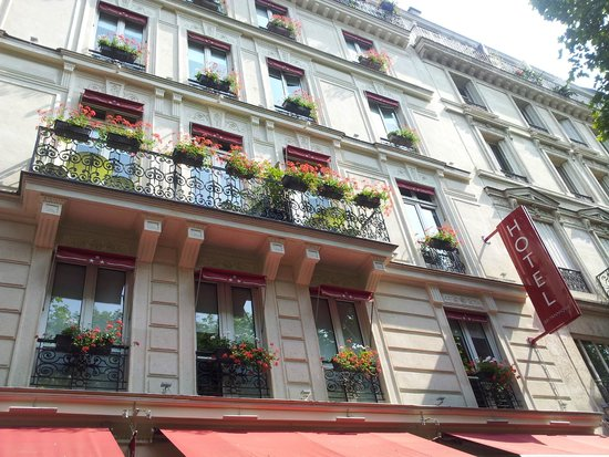Hotel Britannique : Vacker utsida