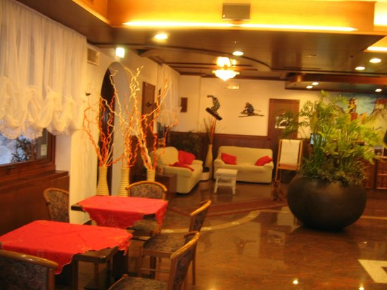 Hotel Marianna: Hall