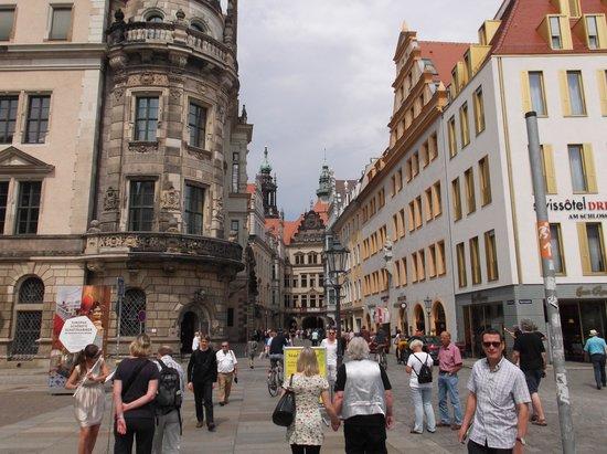 Hyperion Hotel Dresden am Schloss: Swissotel Dresden