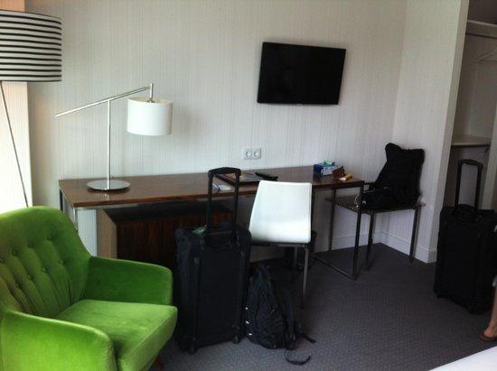 Olissippo Saldanha: Hotelzimmer