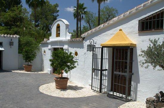 Barros de Luna: Het huis