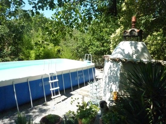 Le Portel des Arnaud : Le jardin