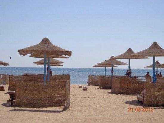 Imperial Shams Abu Soma Resort : on the beach